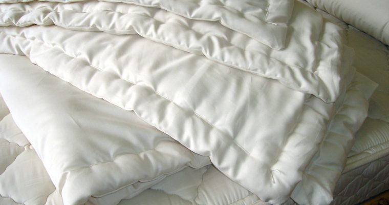 Organic Lifestyle Extra Warmth Wool Comforter